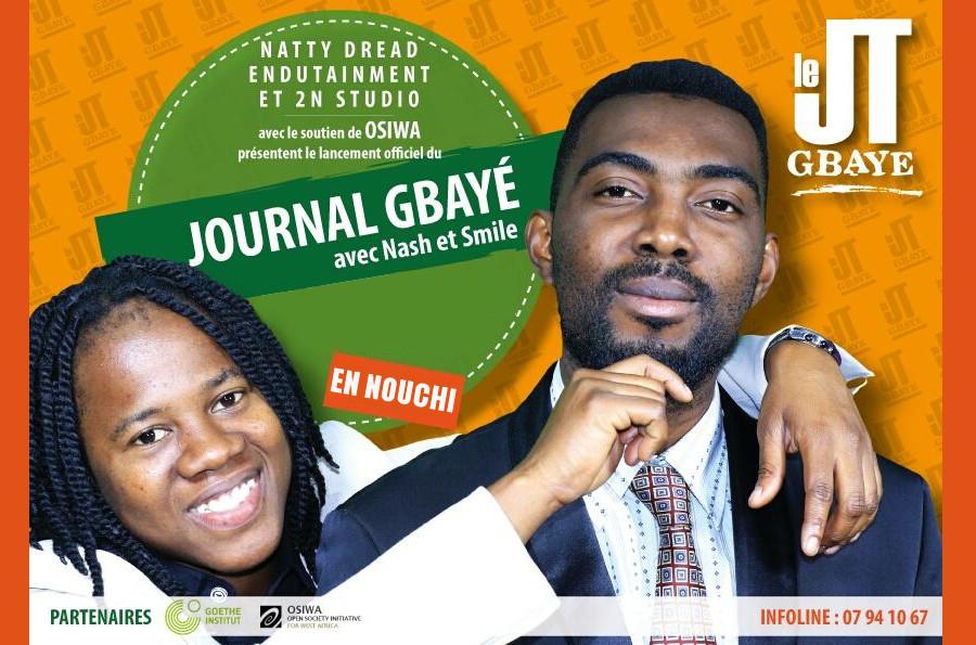 Journal Gbaye Smile Nash Lekiptip Nouchi Djolo journal rappe