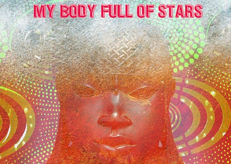 My Body Full Of Stars afrofuturiste black Sci Fi Ian McQuaid Emma Dabiri Djolo