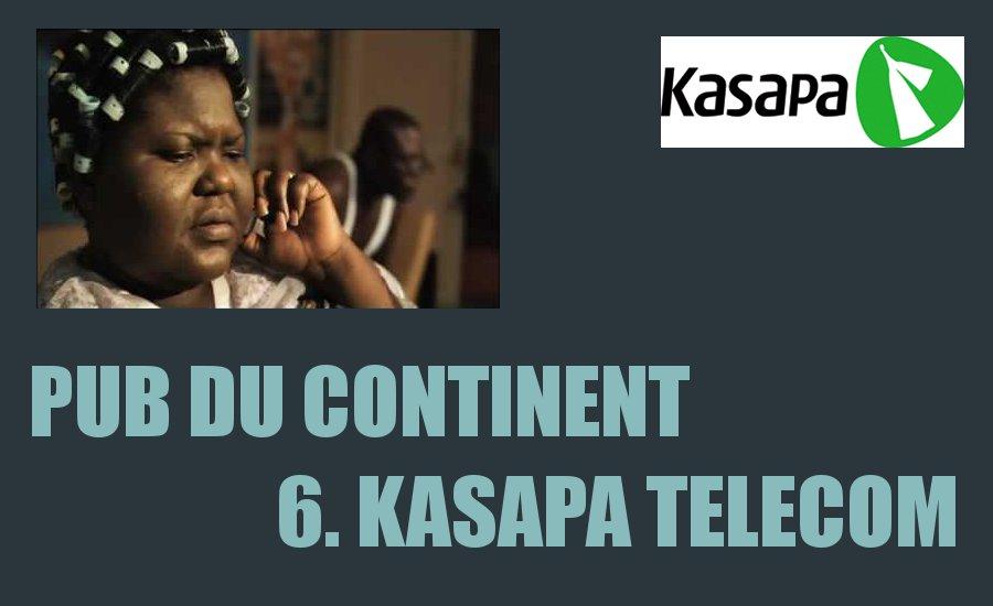 Kasapa Telecom Pub du continent Djolo