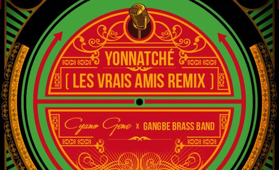 Cyano gene Gangbé Brass Band Bénin Djolo Yonnatché Les Vrais Amis