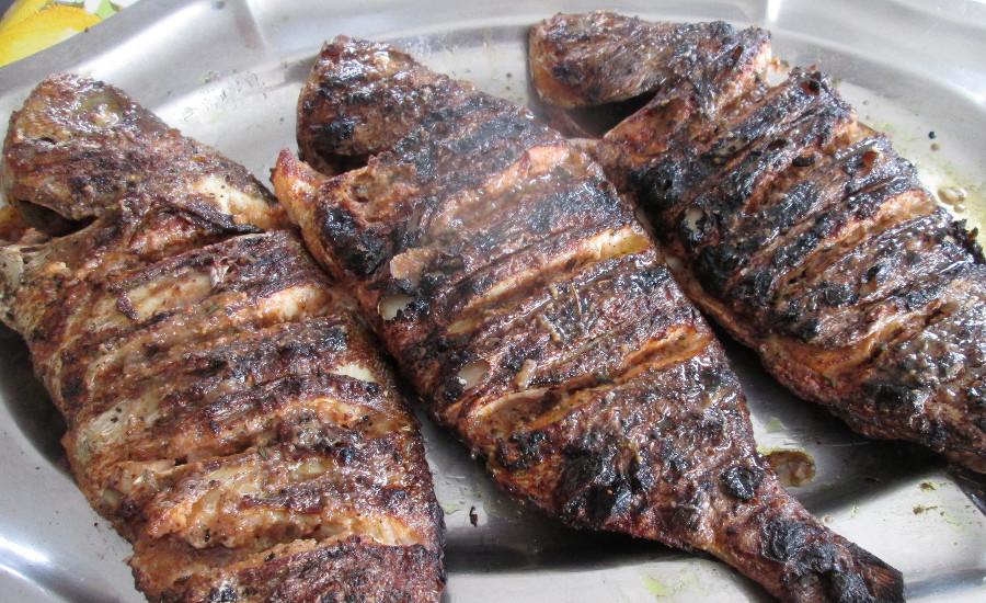 Thiebou Diola, le poisson grillé de Casamance