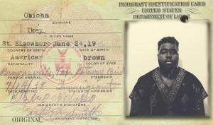 Ikey Green Card EP Blvck Rose Roslin's basement