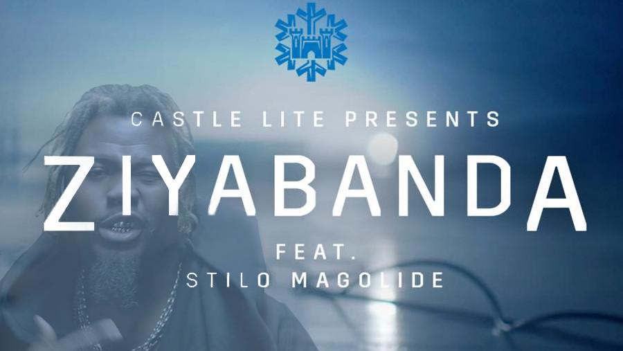 Ziyanbanda Stilo magolide Castle Lite Djolo Pub Afrique du Sud