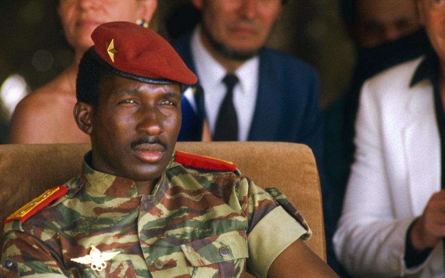 Sankara c'était un 5 Aout Djolo Burkina Faso