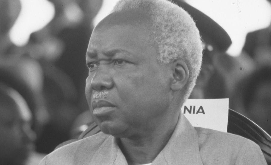 Julius Nyerere Djolo Tanzanie