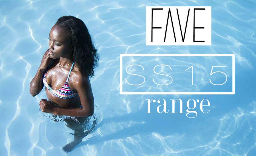 Fave Swimwear SS15 Djolo Afrique du Sud