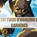 Petit Tour d'horizon des caraïbes Suit of Black Djolo