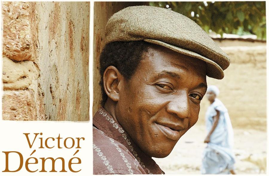 Victor Démé Yafaké Djolo Burkina Faso
