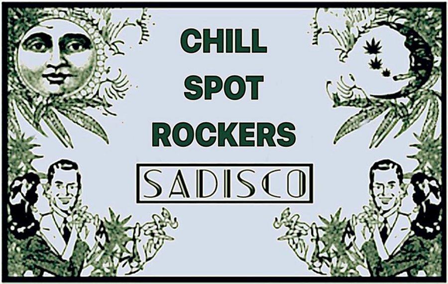 Chill Spot Rockers Sadisco Djolo Jamaique