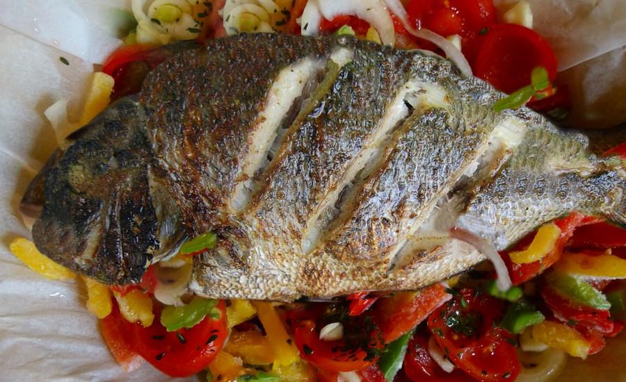 Lakk Dieune Djolo Cuisine Senegal Poisson Braisé