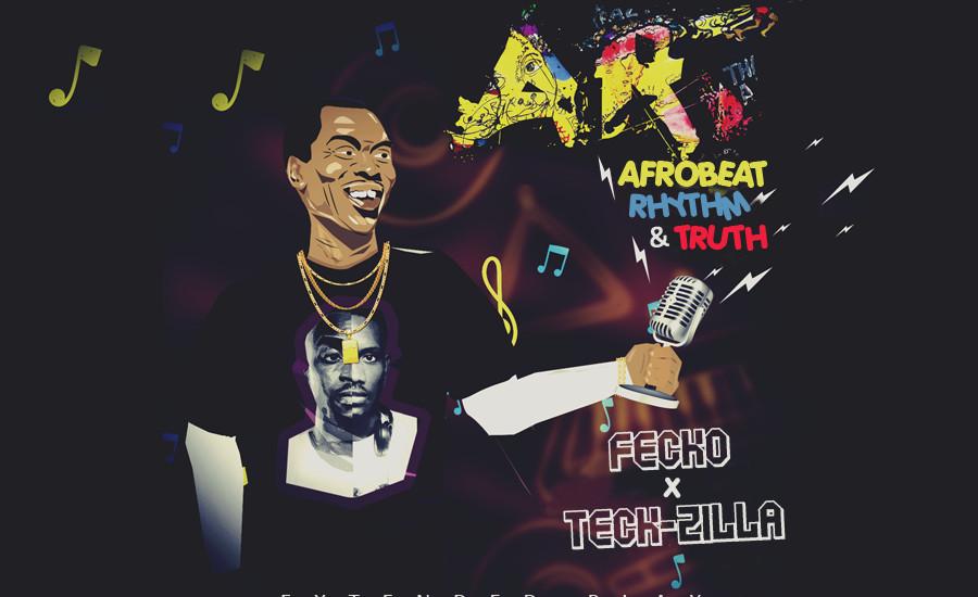 Fecko Teck Zilla The A.R.T EP Djolo Nigeria