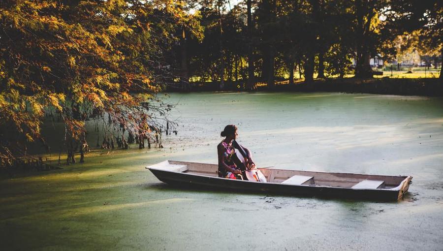 Leyla McCalla A Day For The Hunter Djolo Haïti
