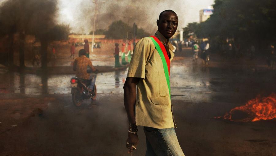 La revolution burkinabe 30 octobre 31 octobre