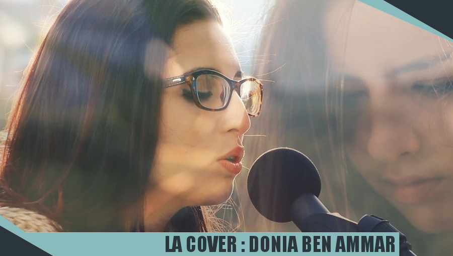 La Cover Donia Ben Ammar Everest Sessions
