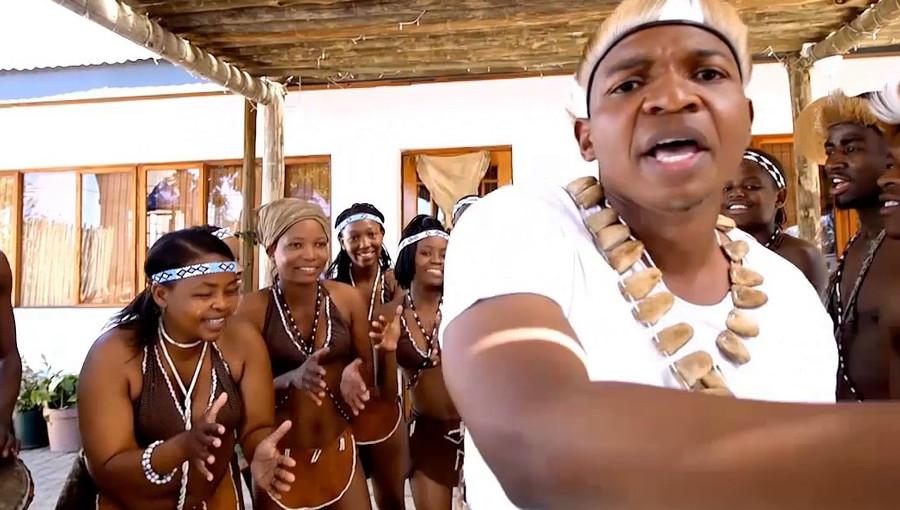 Decouverte : Eli Earl et son VoodooRaps setswana