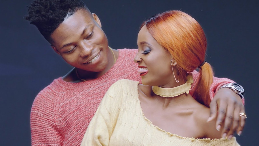 Reekado Banks Vanessa Mdee Move Top 4 clips naija
