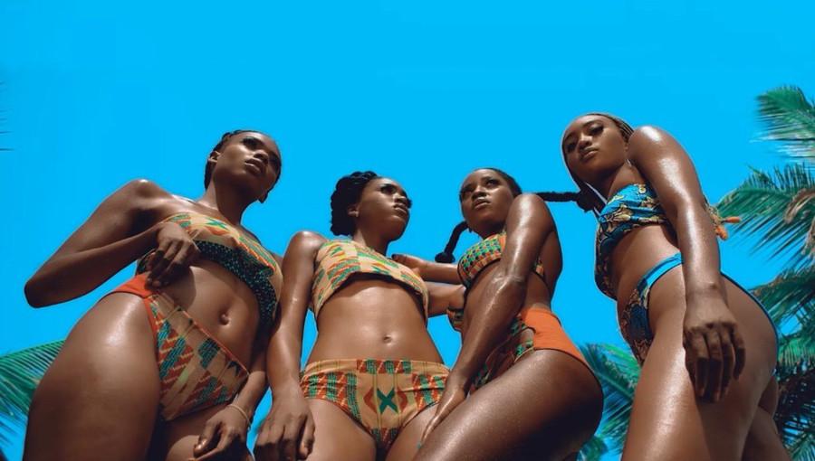 Sauti Sol Afrikan Sauce Melanin