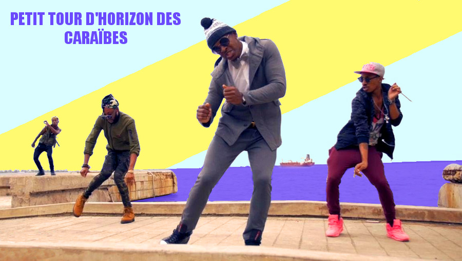 Mr. Vegas, Petit tour d'horizon des caraibes, follah da leadah