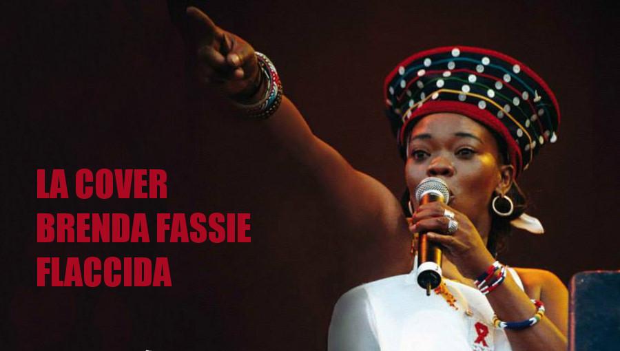 Brenda Fassie, Flaccida, Cover