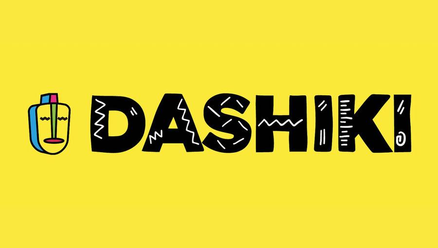 Dashiki Forget Me