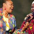 Wah Fu Dance, Calypso Rose, Angelique Kidjo