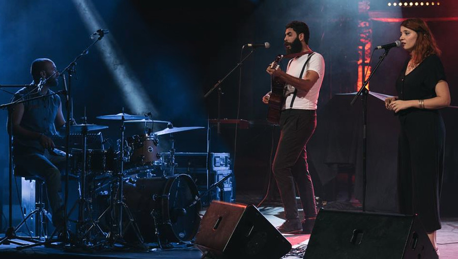 Ambiance d'Hammamet : Yuma et Dendri, Tendre rockstars et rythmes noirs