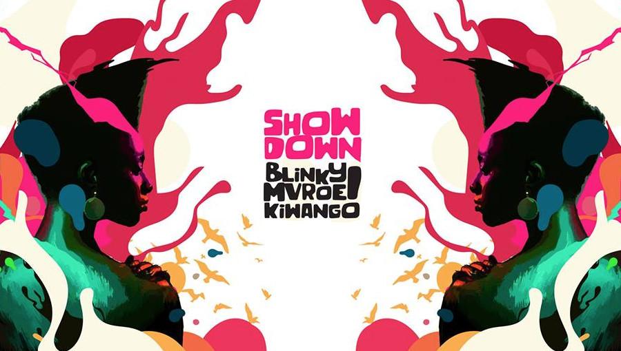 Showdown, Blinky Bill, MVROE, Kiwango, electro, hip-hop, kenya