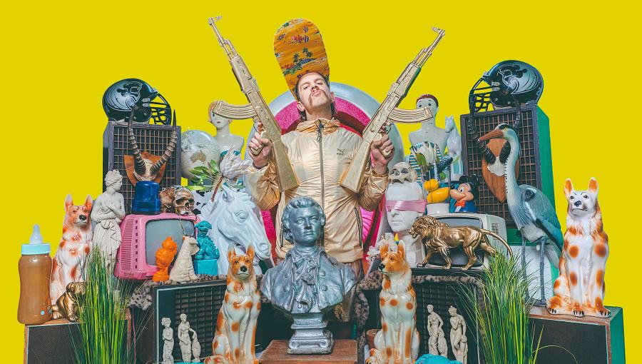 Jack Parow, Bang Babbelas, nouveau clip, zef, rap sud-africain, Afrika 4 Begginers