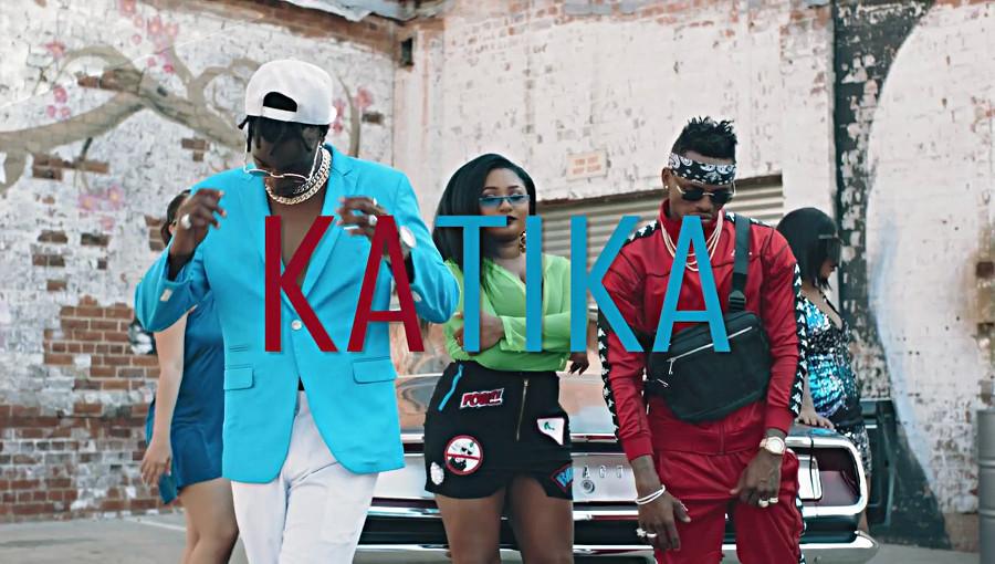Dansez sur Katika de Navy Kenzo et Diamond Platnumz, le nouveau hit est-africain