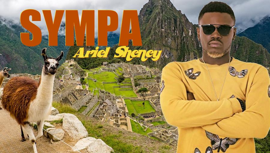 Sympa, Ariel Sheney, coupé décalé, accordéon, amerique du sud, musique ivoirienne