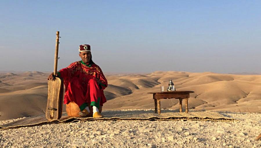 Kodssi, Yassine Kodssi, gnawa, gnawa marocain, fou fou, Johno, gnawa revisité