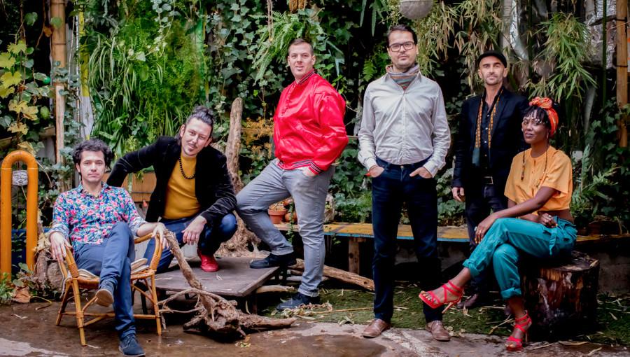 The Bongo Hop, Etienne Sevet, SatinGarona Pt 2, nouvel album, nouveau clip, San Gabriel, Cindy Pooch, Underdog Records, Believe, Big Wax, afro-colombien