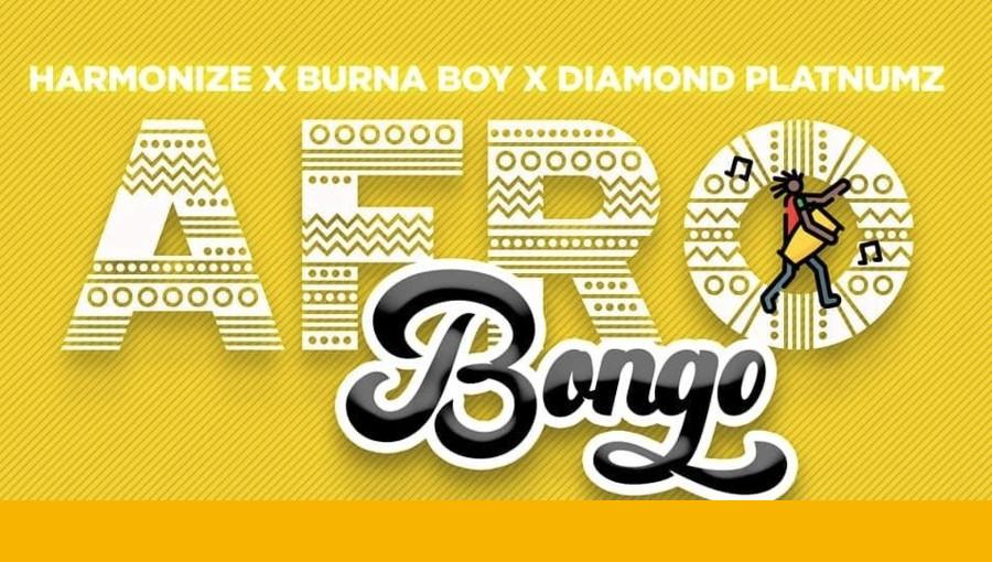 Afro Bongo, Afro Bongo EP, nouvel Ep, Harmonize, Diamond Platnumz, Yemi Alade, Mr Eazi, Burna Boy, bongo flava
