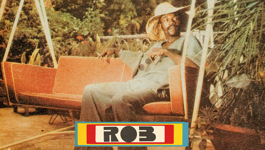 Rob, Funky Rob Way, Analog Africa, réédition, afrofunk, funk ghanéen, funk cosmique, Rob Roy Reindorf, musique ghanéene, 1977