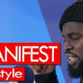 M.anifest, rap ghanéen, freestyle, Tim Westwood, Tim Westwood TV, show, radio