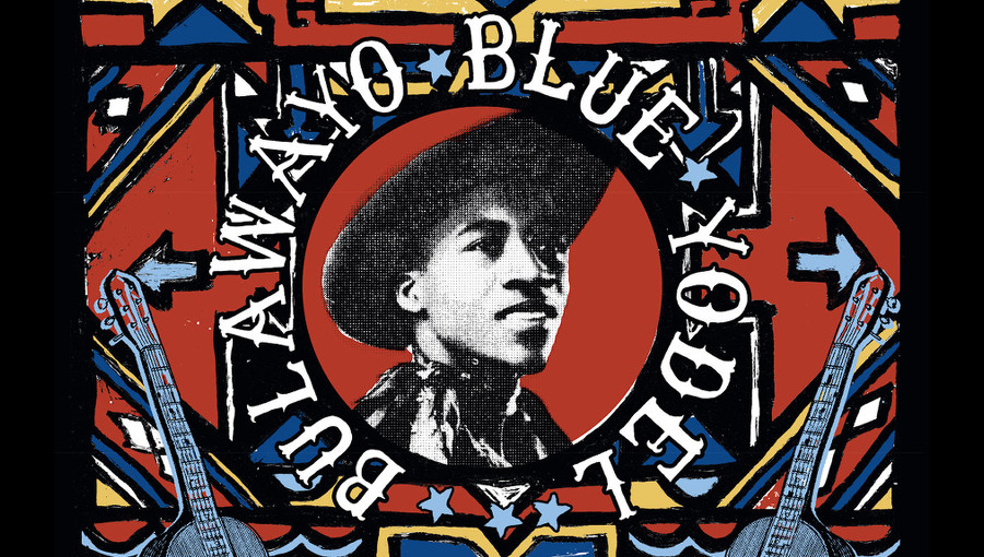 Bulawayo Blue Yodel, country africaine, country, yodel, bluegrass, Olvido Records, George Sibanda, guitare africaine