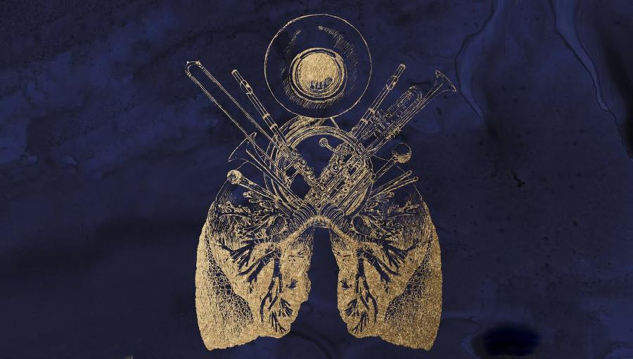 Radio Kaizman, Gold & Indigo, fanfare, hip-hop, brass band, groupe lyonais, nouvel album, ethio jazz, nouvelle orléans