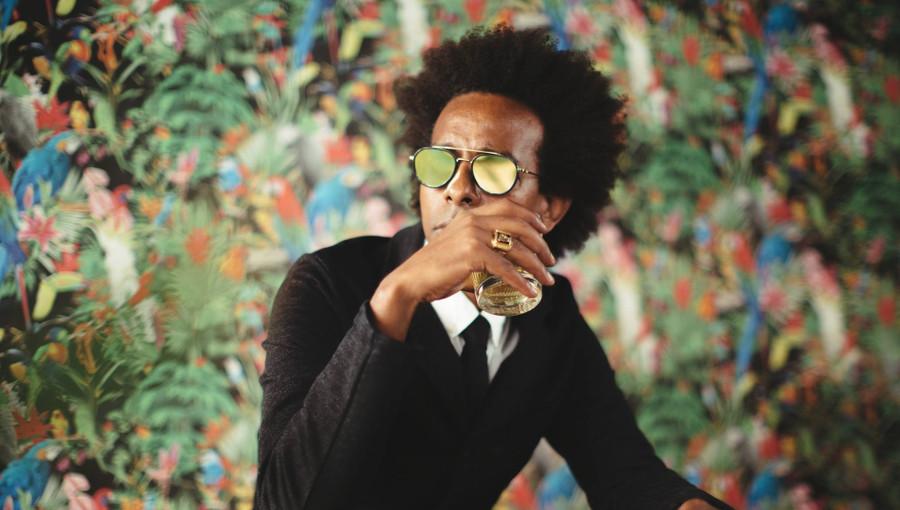 Gili Yalo, chanteur ethiopien, chanteur israélien, ethiorock, Made In Amharica, psychédelique, nouvel EP, Dead Sea Recordings, rock