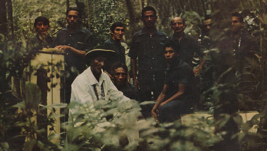 Jambú e Os Míticos Sons Da Amazônia, musique d'Amazonie, Musique de Belem, etat de Para, musique bresilienne, Analog Africa, compilation