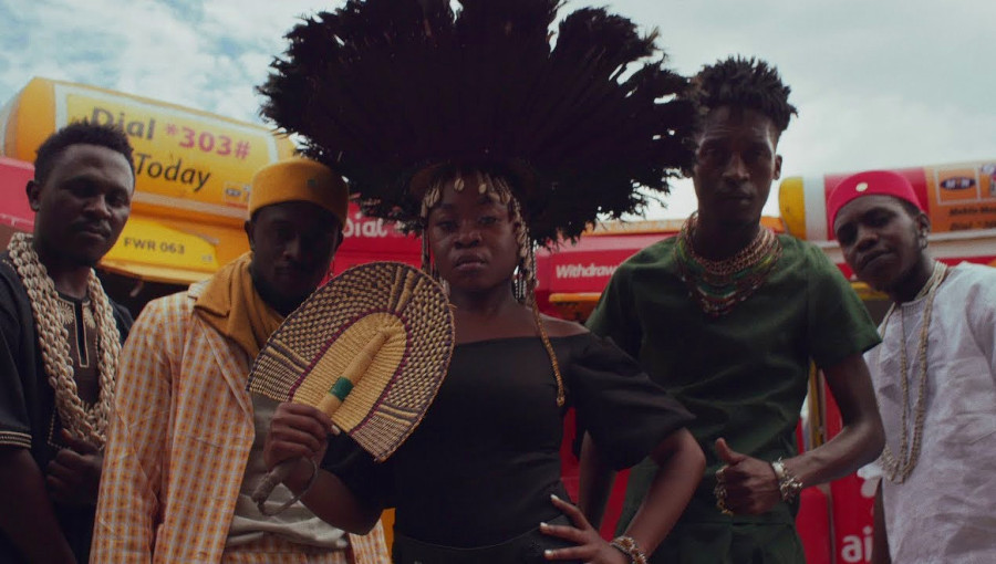 Sampa The Great, Final Form, nouveau clip chanteuse botswanaise, chanteuse zambienne, hip-hop, nu soul, soul