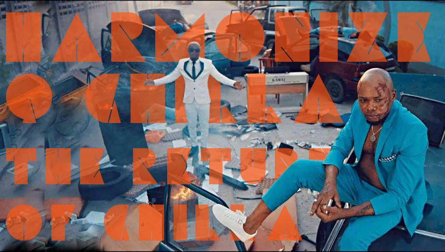 Harmonize, Q Chief, Q Chilla, The return of Chilla, nouvel EP, My Boo Remix, Go Slow, Nioyeshe, bongo flava, musique tanzaniene Wasafi Records