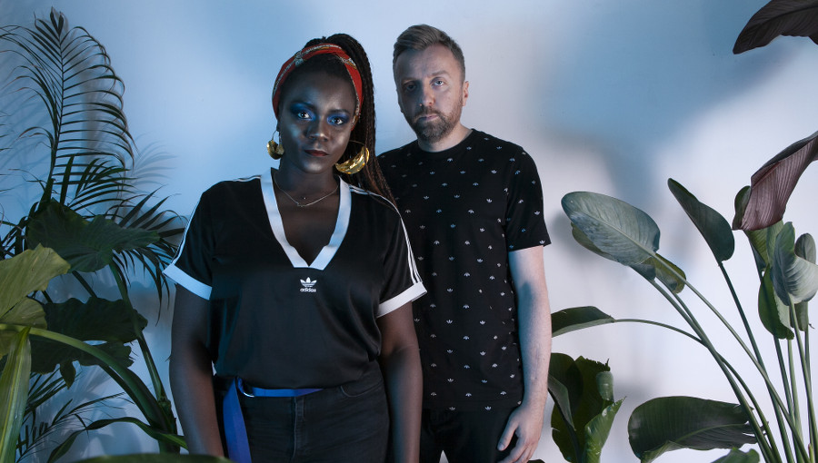 Lua Preta, Dale, B4mba, duo angolais polonais, kuduro, gqom, tropical, feat, nouveau clip, mc sénégalais, Basy Tropikalne