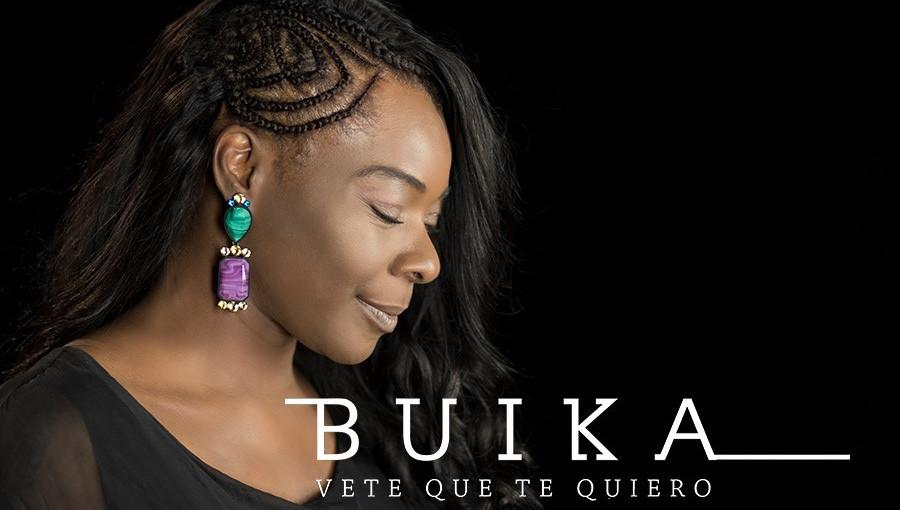 Buika, Vete Que Te Quiero, flamenco, chanteuse espagnole, chanteuse équatoguinéenne, nouveau clip, gitane africaine, concha buika