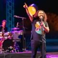 Nidhal Yahyaoui, bargou08, musique chaoui, metal, rock, fusion, chaouia, festival de Hammamet, FIH55, musique berbere, berbere de tunisie, chaoui de Tunisie, Siliana, Bargou