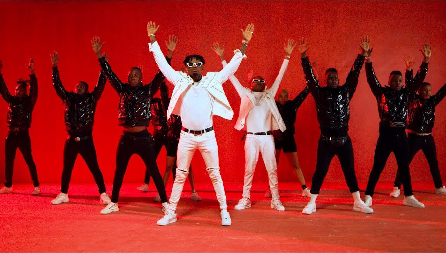 Yope Remix, Innoss B, Diamond Platnumz, Afrocongo, bongo flava, featuring, tanzanie, nouveau clip, yope, soukous, ndombolo