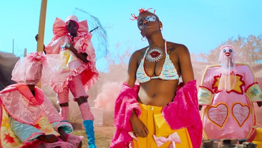 Toya Delazy, zulu rap, grime, Funani, nouveau clip, Kyle Lewis, Henry Counsell, Joy Anonymous, hip-hop sud-africain, rap, gqom, south london, Johannesburg