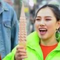 Ice Cream, Bryte, Corée du Sud, nouveau clip, R&S, More Time Records, tarquin, Mina, azonto, gqom, grime, UK, Ghana, danseuse sud-coréenne