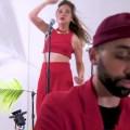 Andriamad, Foule Sentimentale, reprise, cover, alain souchon, duo, reunion, tunisie, pologne, nouveau clip, nouveau titre