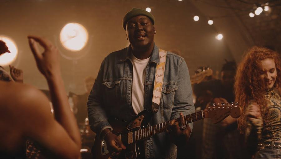 Jordan Mackampa, Magic, Foreigner, pop, soul, bossa nova, samba, clip, nouveau clip, chanteur congolais