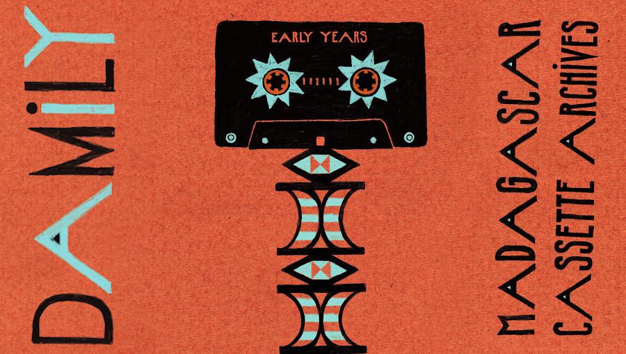 Damily, Les disques bongo joe, bongo joe, Early Years, Madagascar Cassette Archives, tsapiky, tulear, toliara, musique malgache, madagascar, archive, nouveau disque
